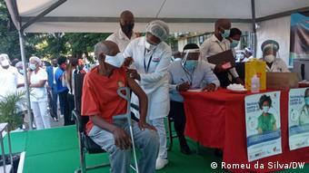 Mosambik | Coronavirus | Impfkampagne