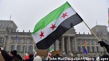 Deutschland Berlin Demonstration Krieg Syrien