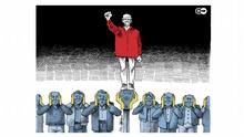 Iran Karikatur der Woche Mana Neyestani