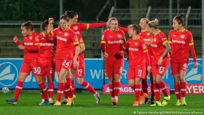 Fußball | Frauen Bundesliga | Bayer 04 Leverkusen - Turbine Potsdam
