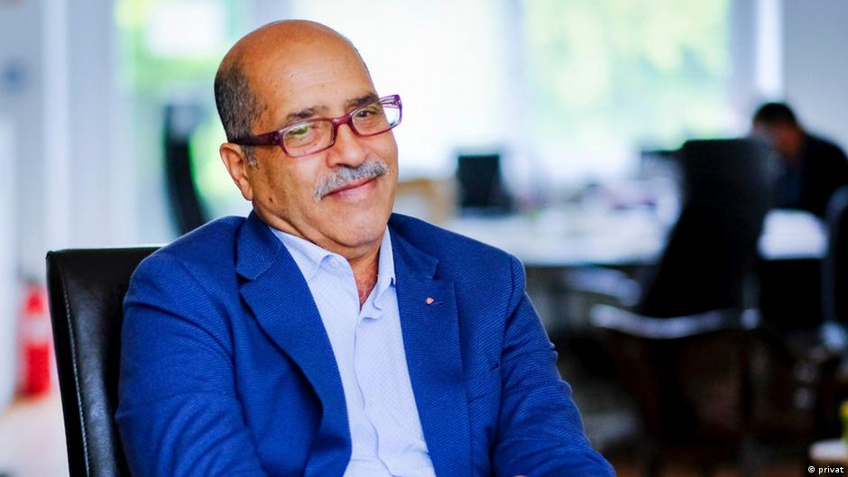 Behrouz Asadi Leiter Migrationsbüro Rheinland Pfalz