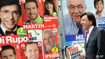 French-speaking Socialist Party President Elio Di Rupo