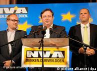 Ο ηγέτης του  N-VA, Μπαρτ ντε Βέβερ