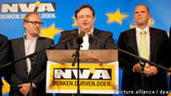 Bart De Wever, head of Dutch-speaking N-VA