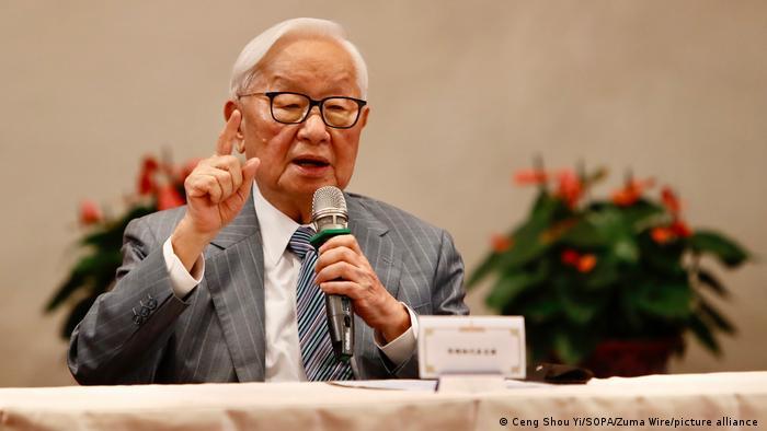 APEC Taiwan l Morris Chang, TSMC