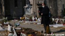 Italien Coronavirus l Bergamo - Don Mario Carminati, katholischer Priester
