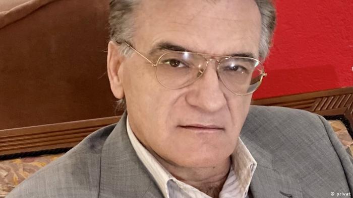 Nord-Mazedonien l Prof. Dragan Danilovski, Epidemiologe