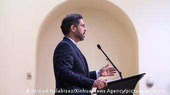 İran Dışişleri Bakanlığı Sözcüsü Said Hatibzade