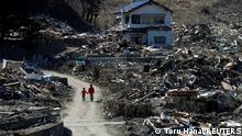 Japan Miyako | Erdbeben | Anwohner