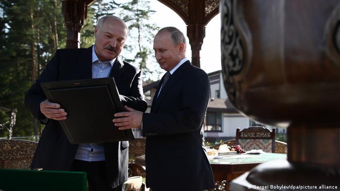 Belarus Zaslawye Residenz