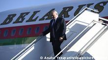 Armenia Eurasian Partnership Forum Belarus Präsident Alexander Lukaschenko