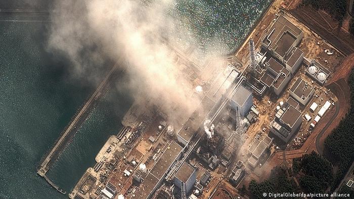 Katastrofa w elektrowni atomowej w Fukushimie