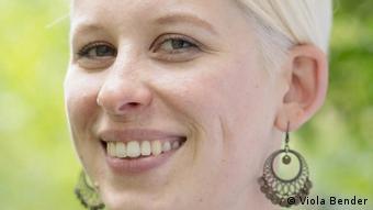 Eva Fürst, profesora de Literatura y Estudios Culturales de Bonn, Alemania.