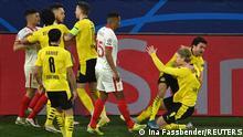 Champions League | Borussia Dortmund v Sevilla | Tor (2:0)