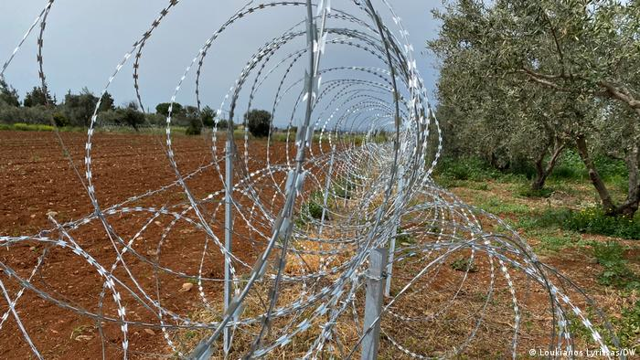 Cyprus government placed barb in buffer zone of Astromeritis