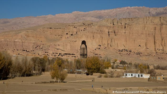 Bamiyan Valley landscape