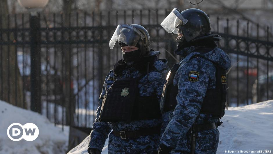 Belarus: Two men accused of planning coup arrested in Moscow