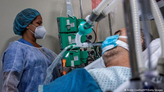 Bildergalerie Brasilien & Coronavirus