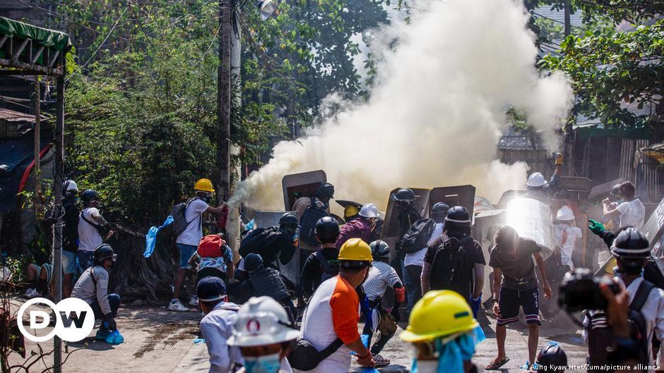 BM'den Myanmar için uluslararası topluma çağrı