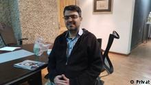Ismael Abdi ist ein iranische Lehrer, der im Gefängnis in Hungerstreik ist