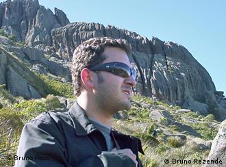 Blog de Rezende começou no Pico das Agulhas Negras