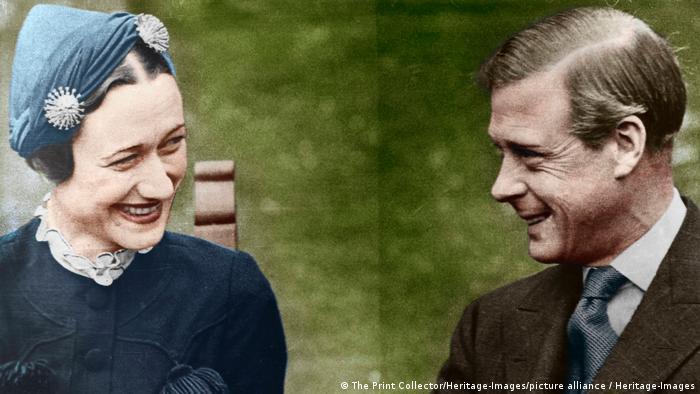 Wallis Simpson und Edward VIII