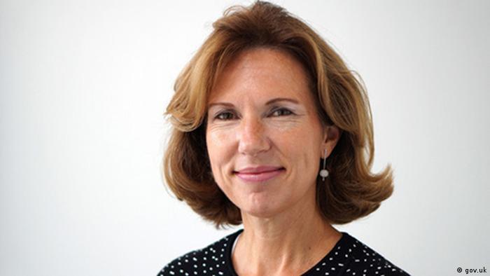 Caroline Wilson - Botschafterin Großbritanniens