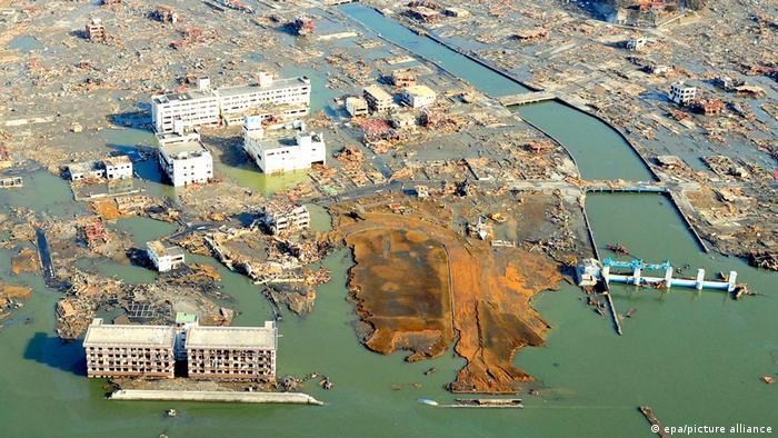 Posledice cunamija