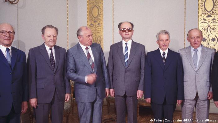 Polen Warschau | Erich Honecker 1988
