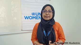 Nadira Islam, analyst UN Gender Program