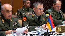 Kasachstan Almaty | Designierten Armeechef | Artak Davtyan