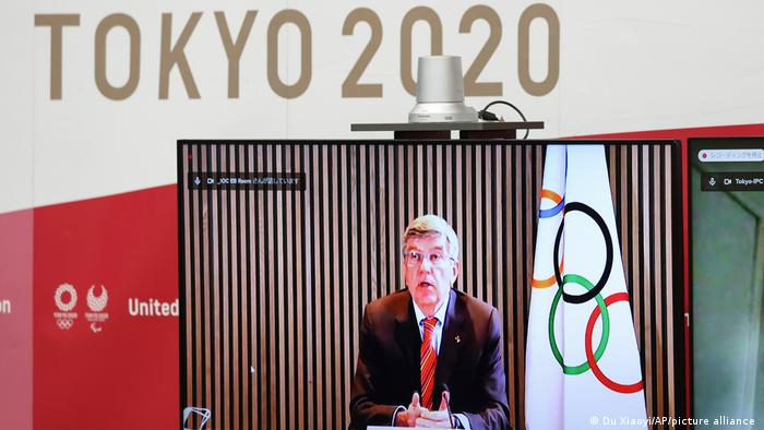 Thomas Bach I Praesident IOC