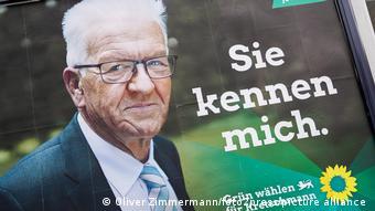 Βάδη-Βυρτεμβέργη / πρωθυπουργός Βίνφριντ Κρέτσμαν