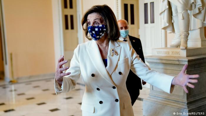 Beschluss zum Corona-Hilfspaket im US Kongress