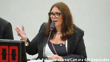 Brasilianische Abgeordnete Bia Kicis