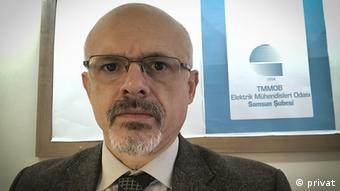 Elektrik Mühendisleri Odası Yönetim Kurulu Üyesi Mehmet Özdağ