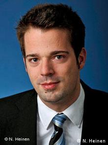 Dr. Nicolaus Heinen, Währungsexperte von der Deutschen Bank Research (Foto: Nicolaus Heinen)