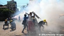 Myanmar | Proteste & Gewalt nach Militärputsch