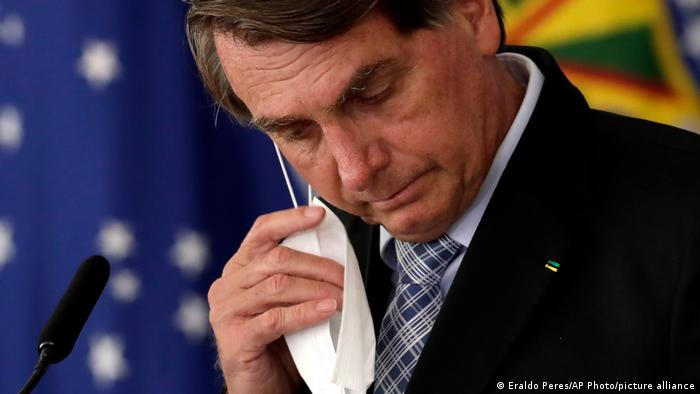 Brasilien | Coronavirus | Jair Bolsonaro