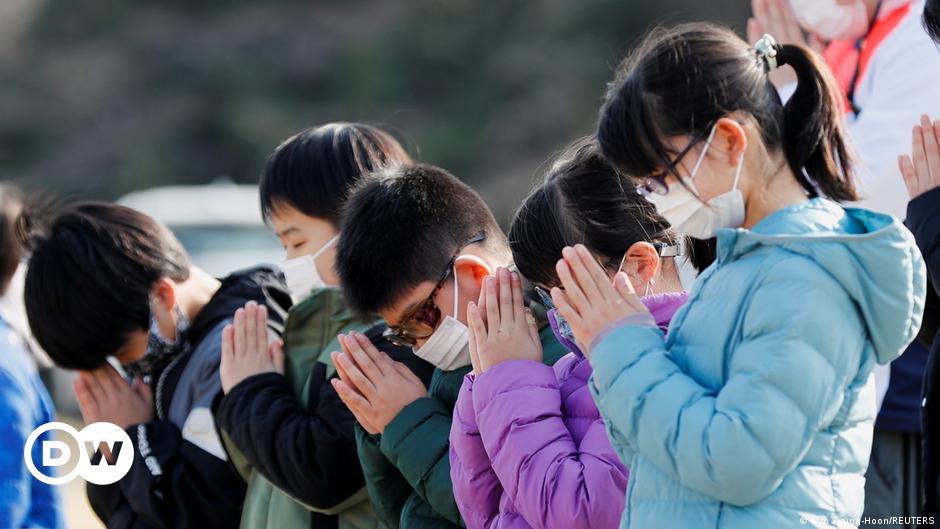 Fukuşima kurbanları felaketin 10. yılında anıldı