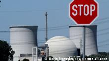 epa02759440 The nuclear power plant Biblis is seen in Biblis,Germany, 30 May 2011. The governement wants to close all of the nuclear power plants in Germany by 2022. It is possible however that the 'Biblis B' plant will remain on stand-by as a 'cold reserve' for electrical bottlenecks. EPA/BORISROESSLER