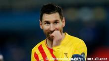 Fußball Lionel Messi FC Barcelona