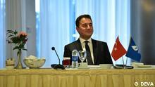 Türkei | Partei DEVA | Ali Babacan