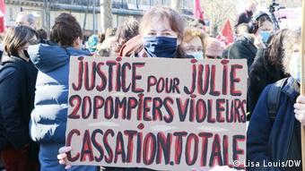 Δικαιοσύνη στη Ζιλί. Οργανώσεις γυναικείων διαιωμάτων ζητούν το αυτονόητο