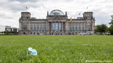 Γερμανική προσγείωση στην πραγματικότητα της πανδημίας
