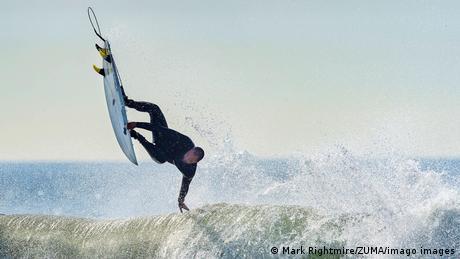 Surfen   Neue Olympische Disziplin 2021