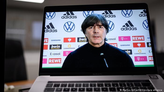 Deutschland Fußball PK DFB Löw Keller Bierhoff