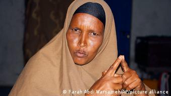 Somalia Afrika Fadumo Moallim Abdulle