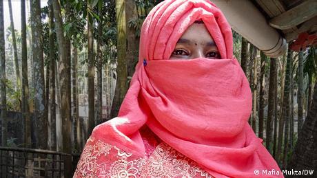 Rohingya Sabera Bangladesch
