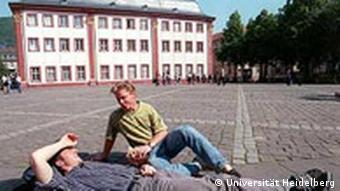 Heidelberg Alte Universität